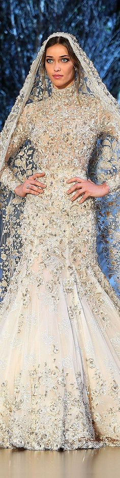 Très Haute Diva ♔ Ralph & Russo Fall 2015 Couture