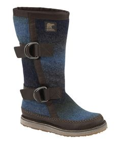 Take a look at this Hawk Chipahko Blanket Boot - Women by SOREL on #zulily today!