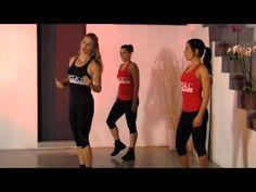 Jill Cooper - Esercizi per i Gambe Glutei anti-cellulite e tonificanti - YouTube