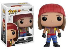 Product Info The children of Disney's biggest villains get the Pop! Vinyl treatment! This Disney Descendants Jay Pop! Vinyl Figure features the son of Jafar. Standing about 3 3/4 inches tall, this fig