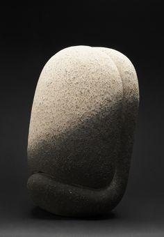 Kenji Gomi    Untitled  , 2010 Saiki Ceramic 19 x 10 x 12 inches / 48.3 x 25.4 x 30.5 cm / GKe 6