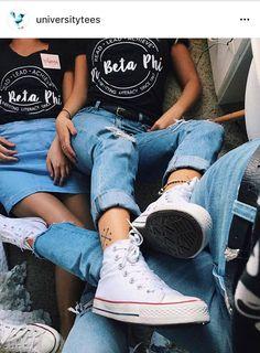 Sorority Life, Alpha Phi Shirts, Sorority Shirts, Sorority Shirt Designs, Kappa Kappa Gamma, University Tees, Sorority Recruitment, Go Blue