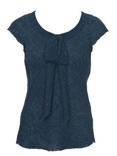 Блузка - выкройка № 108 из журнала 7/2012 Burda – выкройки блузок на Burdastyle.ru