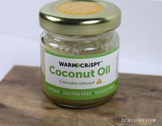 Warm and Crispy Infused Oil Review