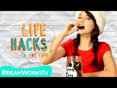 Ha Ha Holiday Hacks | LIFE HACKS FOR KIDS - YouTube