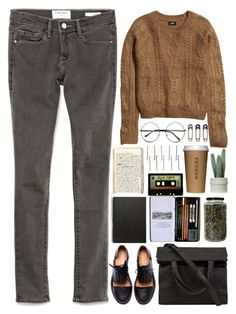 """ODESZA - It's Only"" by annaclaraalvez ❤ liked on Polyvore featuring Frame Denim, H&M, Minimarket, Alexander Wang, Muji, Retrò, INDIE HAIR and Forever 21"