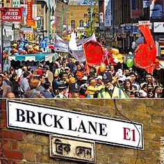 All you need for an alternative day out in London, never mind the West End, East End is where its at!