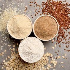Harina de trigo, de maíz, de centeno: ¿para qué sirve cada una? Gourmet Desserts, Tamales, 20 Min, Empanadas, Cooking Recipes, Chocolate, Crepes, Brownies, Keto