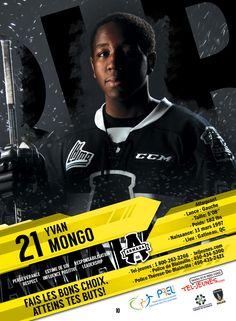 Yvan Mongo #21