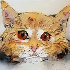 Gatti nell'arte: animali materici di Nicoletta Belletti