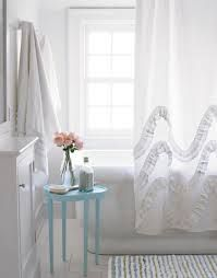 anthropologie curtains ruffled - Google Search