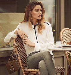 THE REAL ICON | Olivia Palermo #LOfficielThailand #LOfficielMode #BananaRepublic #ItsBanana