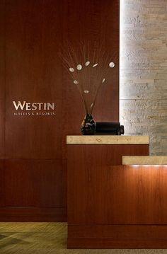 The Westin Princeton at Forrestal Village—Front Desk by Westin Hotels and Resorts, via Flickr