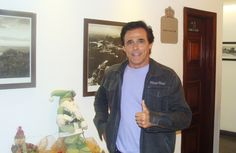 O Ator Oscar Magrini!