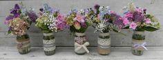 meadow flowers wedding bouquet - Google Search