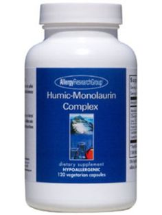 Allergy-Research-Group-Humic-Monolaurin-Complex-120-vcaps-76720-Exp-9-18-SD