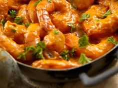 Jhinga Kari (South Indian Prawn Curry) - Jhinga Kari (South Indian Prawn Curry) - Yahoo!7 Food