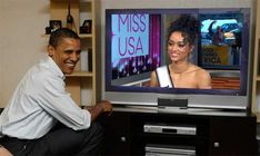 Kara McCullough Miss USA 2017 watch live Obama
