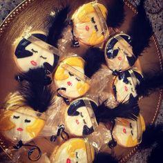Flapper cookies