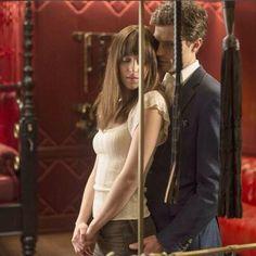 Jamie Dornan Dakota Johnson Fifty Shades Of Grey