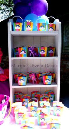 Mia Isabella Hearts My Little Pony  | CatchMyParty.com
