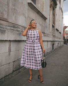 Louise O'Reilly Thrilled to be at OfficialGFW today with Tu Clothing . I'll be… - woman plus size fashion Summer Fashion Outfits, Curvy Outfits, Women's Fashion, Plus Size Dresses, Plus Size Outfits, Plus Size Brands, Flannel Outfits, Plus Size Fashion For Women, Trendy Plus Size