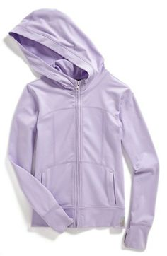 Zella Girl 'My New Fave' Hoodie (Little Girls & Big Girls) | Nordstrom