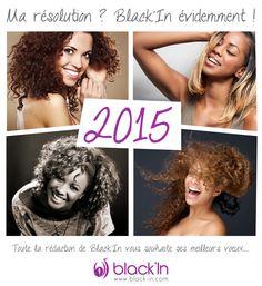 Rendez-vous pour une année riche en nouveautés sur www.black-in.com Bonne année les amis ! <3
