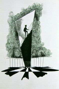 Tim Burton ♡ really love this concept! ^×^ absolutely brilliant