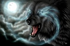 wolf design fantasy hd - | Images And Wallpapers - all free to download