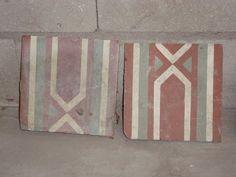 Speurders.nl: antieke vloertegels