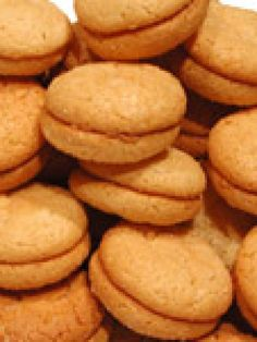 Old-Fashioned Macaroons recipe from Food Network Specials via Food Network