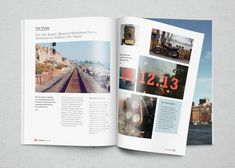 Magazine #mockup with photos #Free #Psd #download