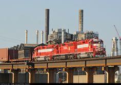 RailPictures.Net Photo: TRRA 2001 Terminal Railroad Association of St. Louis EMD GP38-3 at Saint Louis, Missouri by Mike Mautner