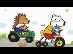 Max op de fiets digitaal prentenboek - YouTube