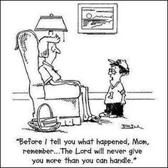 Parenting Humor…This would have been Richard at a much younger age! - Humor on Funny Shit, The Funny, Hilarious, Funny Stuff, Funny Things, Clean Funny Humor, Clean Funnies, Funny Sarcasm, Kid Stuff