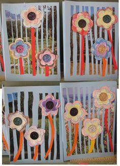 Tapa d'àlbum feta pels alumnes de 1r, 2n i 3r de l'Escola l'Esqueix. Curs 13-14