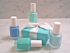 Essie's Tiffany's collection