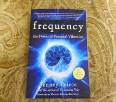 Frequency the power of Personal Vibration.   This is the next step with my energy work.