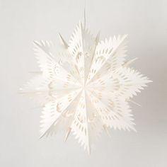 Swedish paper ornament
