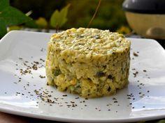Risotto champignons et courgettes | Cookomix