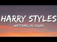 Style Lyrics, Dream Song, Watermelon, Sugar, Songs, Youtube, Harry Styles Songs, Musica, Song Books