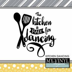 DIGITAL DOWNLOAD ... Kitchen Vector in AI, EPS, GSD, & SVG formats @ My Vinyl Designer #myvinyldesigner