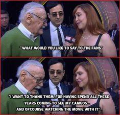 Stan Lee - Marvel 10 yrs