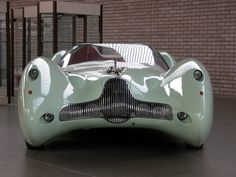Luigi Colani based of a Horch