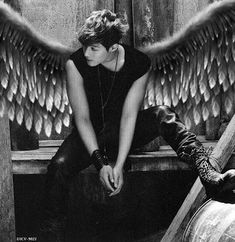 Hi im Alex I'm 17 I think and I'm a dark angel,I don't look like it because I have a hot human form to lure women to date me then I kill them. I have 2 sisters you hurt them I kill you. My wings can come out when I'm in my human form. I act nice sweet and romantic to get girls but to other monsters I'm nice. I don't like the new humans in here,well gotta go get a girls trust. Introduce?