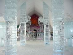Top 30 World's Weirdest Hotels … Never Seen Before! ... unusual_ice_hotels_232760 └▶ └▶ http://www.pouted.com/?p=30907
