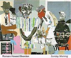 Google Image Result for http://www.askart.com/AskART/images/interest/black/romare_howard_Bearden.jpg  Romare Bearden