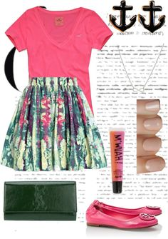 """When is summer coming?"" by ilivepolyvore ❤ liked on Polyvore"