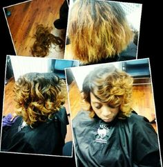 Curls For The Girls By Melissa At 360 Degrees Hair Studio